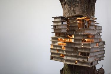 Nest 02, 1900 x 500 x 500 mm